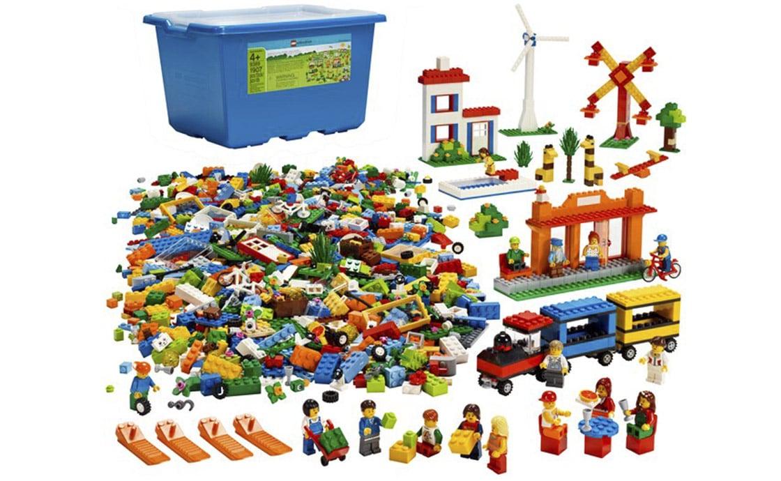 LEGO Education Городская жизнь (9389)