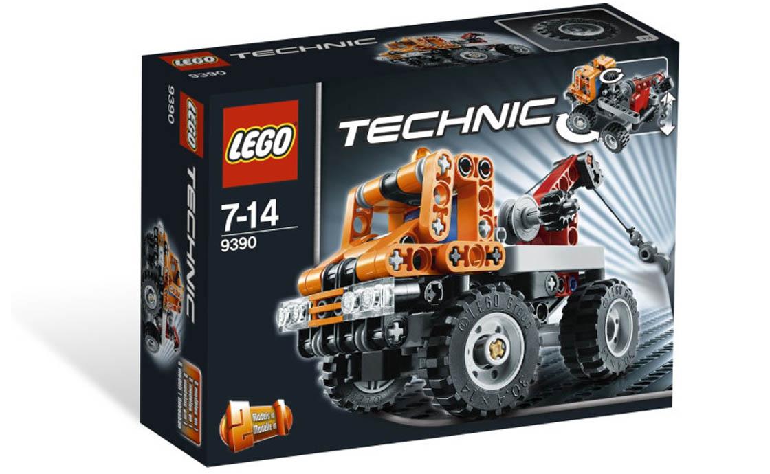 LEGO Technic Эвакуатор (9390)