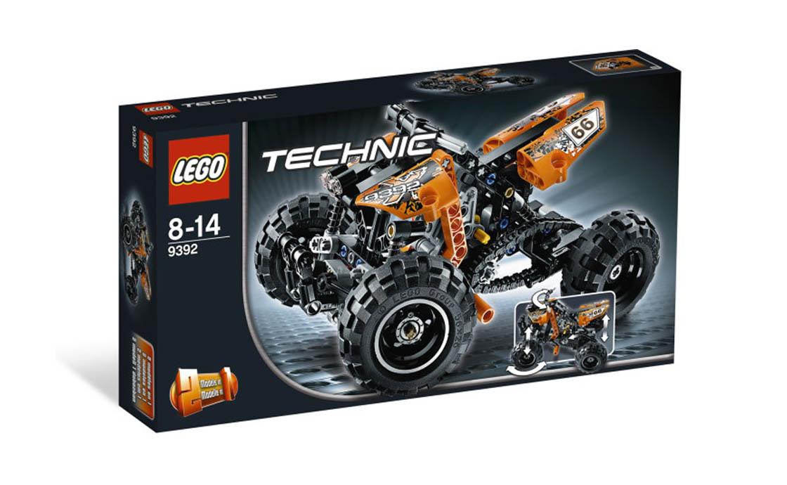LEGO Technic Квадроцикл (9392)