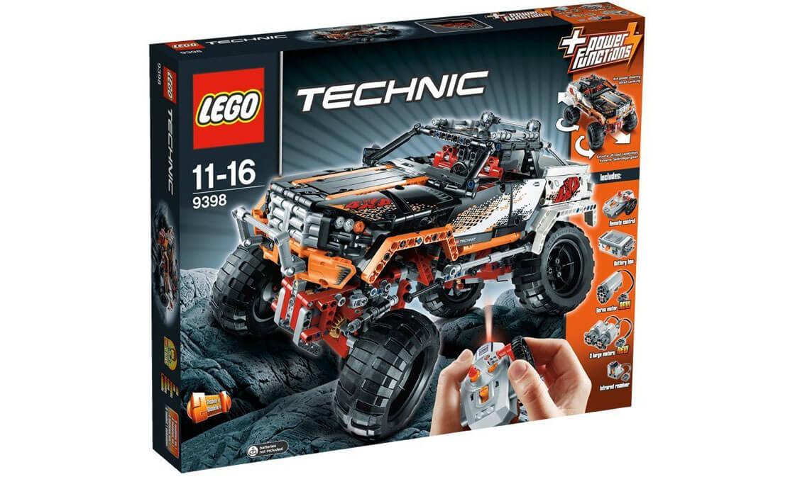 LEGO Technic Краулер 4х4 (9398)