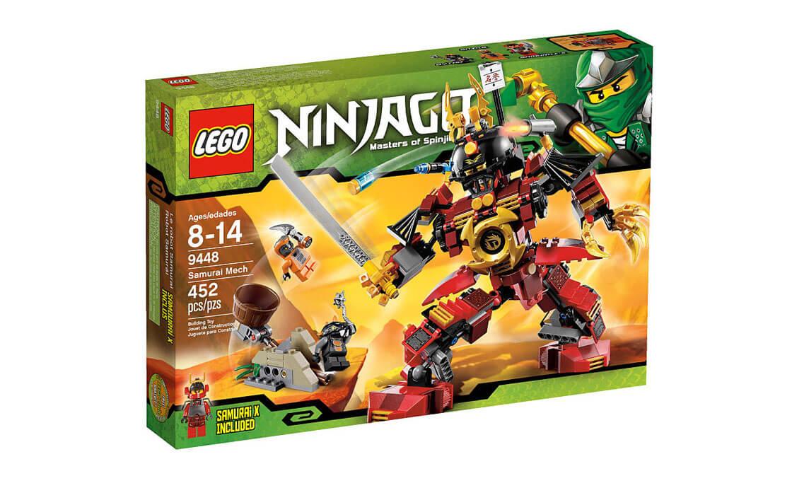 LEGO NINJAGO Мех - самурай (9448)