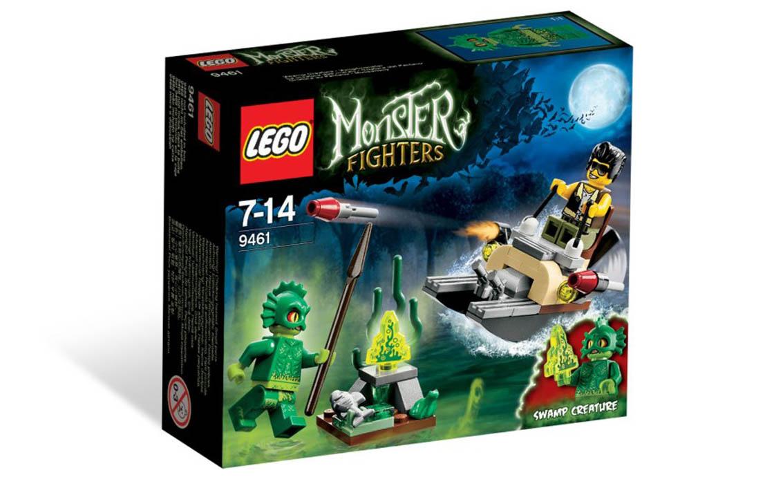 LEGO Monster Fighters Болотное Существо (9461)