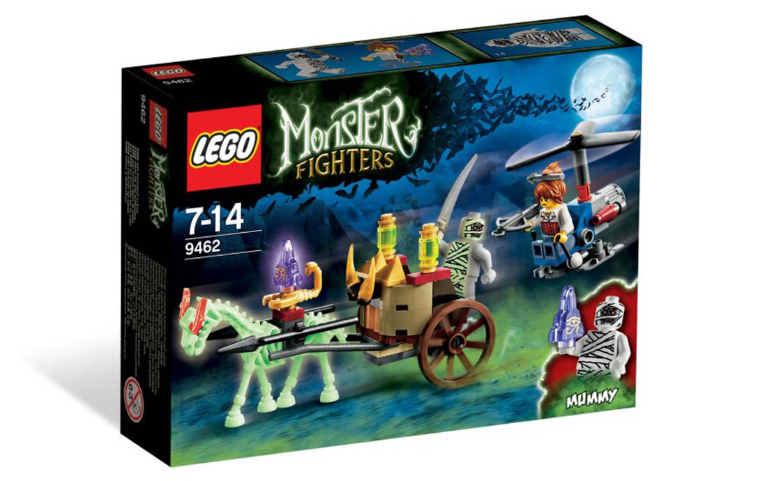 LEGO Monster Fighters Мумия (9462)