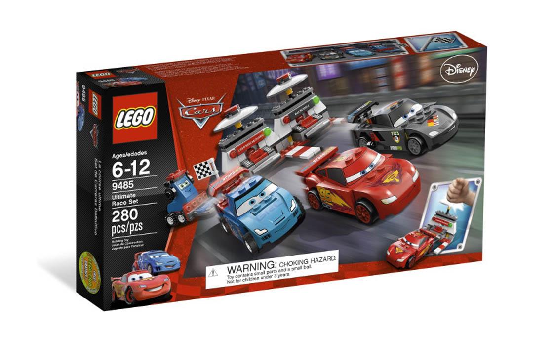 Racers Крутой гоночный набор (9485)