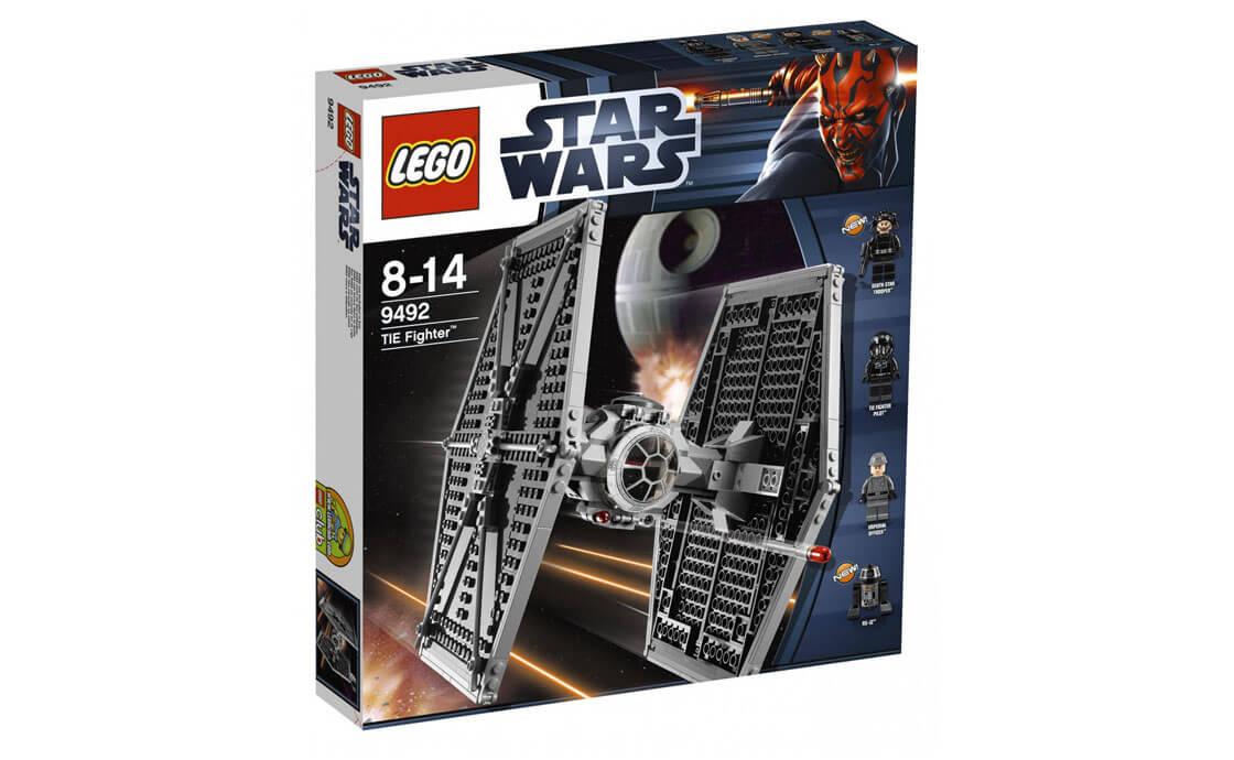 LEGO Star Wars Истребитель TIE (9492)