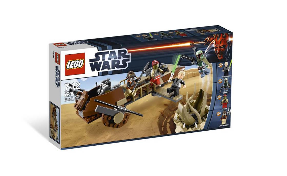 LEGO Star Wars Пустынный Скифф (9496)