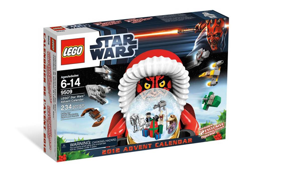 LEGO Star Wars Рождественский календарь (9509)
