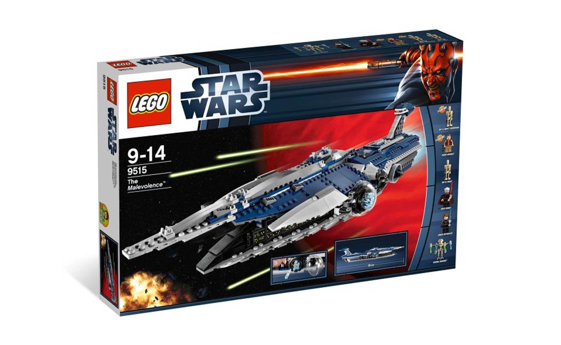 "LEGO Star Wars ""Malevolence"" - Зловещий (9515)"