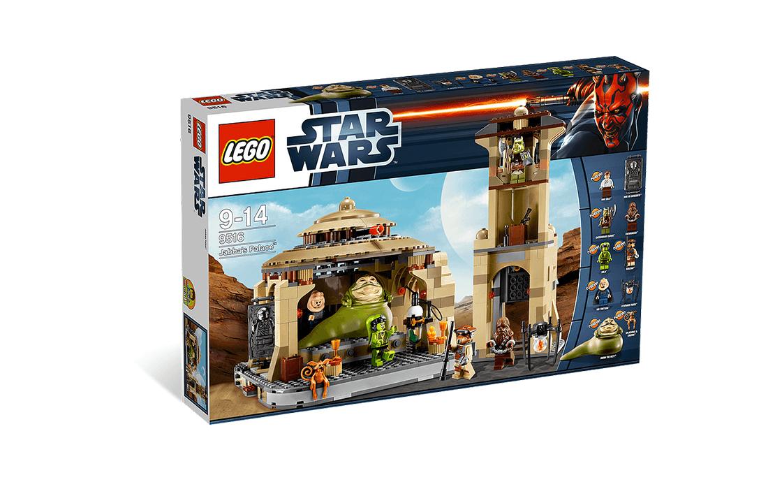 LEGO Star Wars Дворец Джаббы (9516)