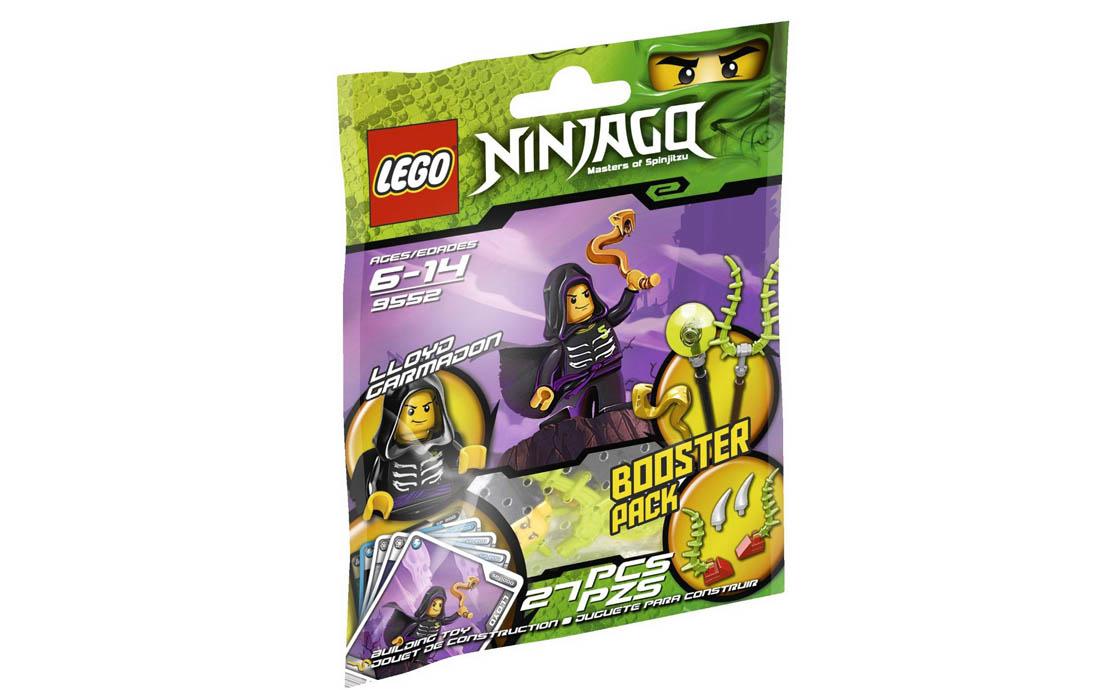 LEGO NINJAGO Ллойд Гармадон (9552)