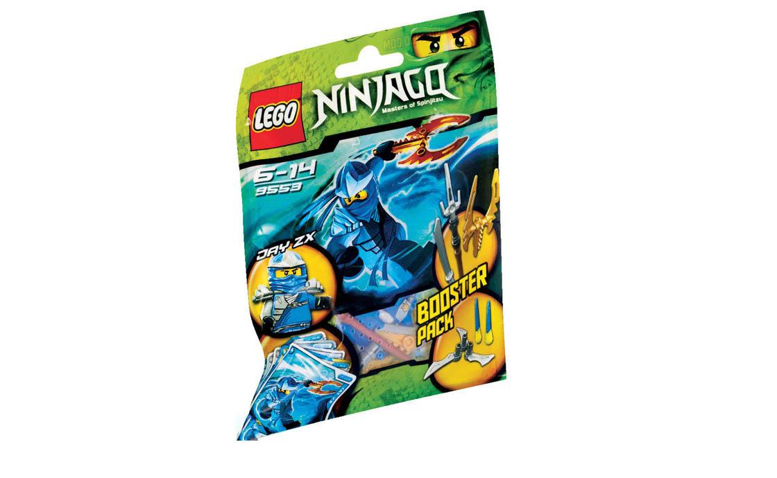 LEGO NINJAGO Джей (9553)