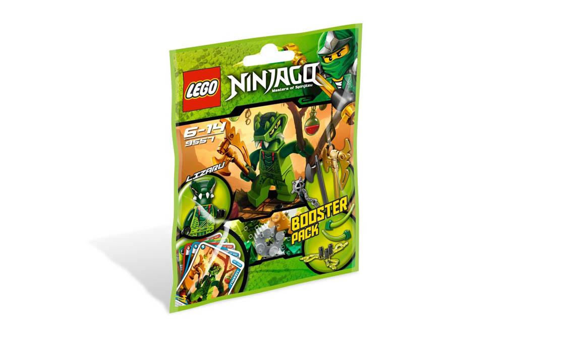 LEGO NINJAGO Лизару (9557)