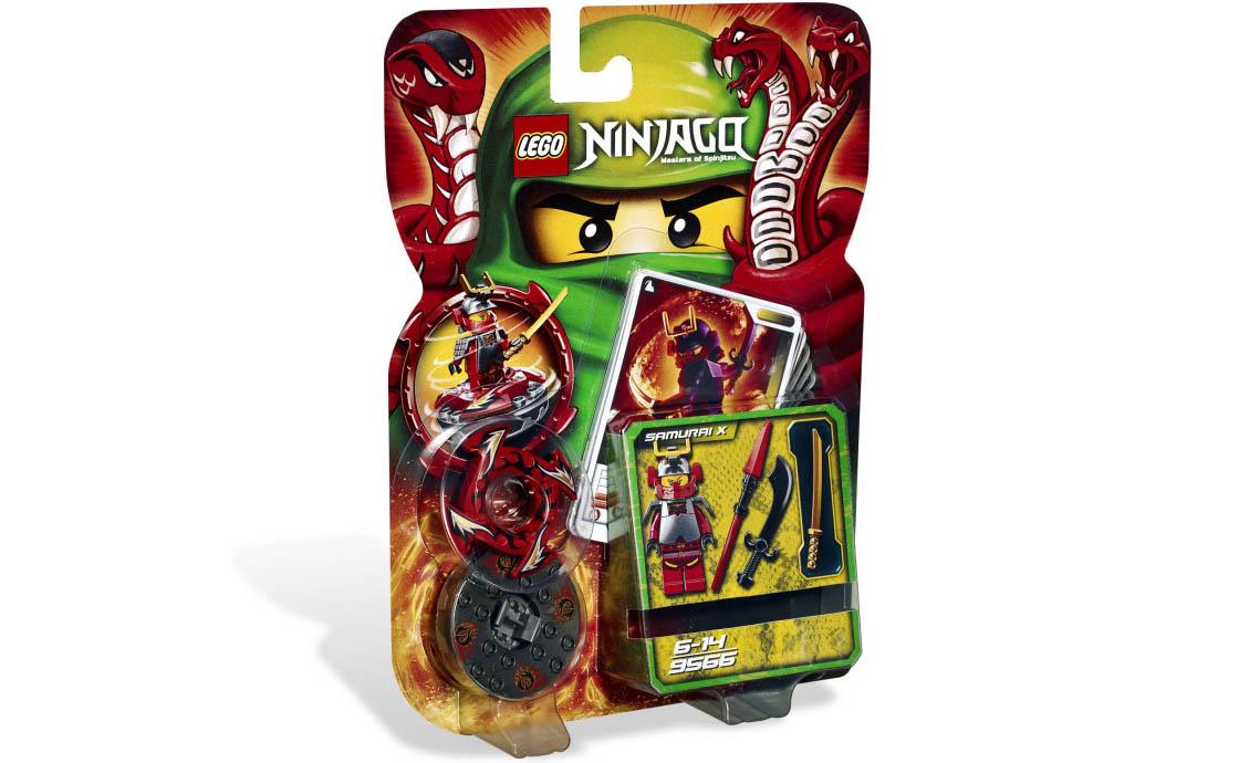 LEGO NINJAGO Самурай (9566)