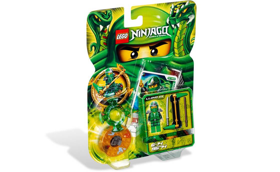LEGO NINJAGO Ллойд ZX (9574)