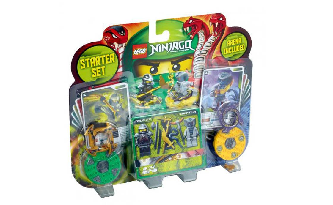 LEGO NINJAGO Набор для начинающих (9579)