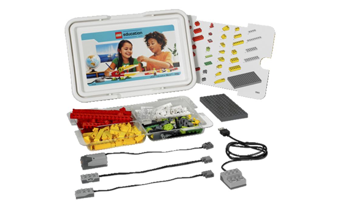 LEGO Education Базовый набор WeDo (9580)