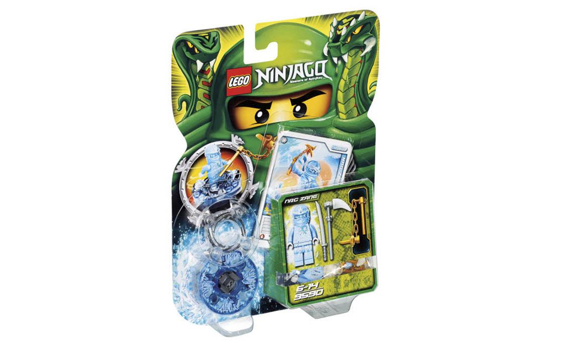 LEGO NINJAGO NRG Зейн (9590)