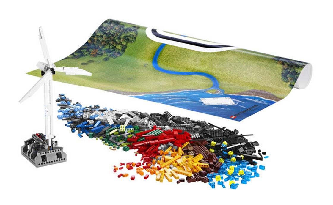 LEGO Education Зеленый город (9594)