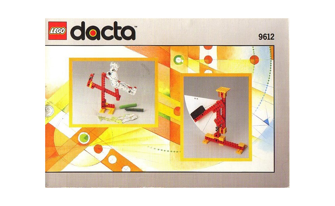 LEGO Education Мини-набор «Рычаги» (9612)