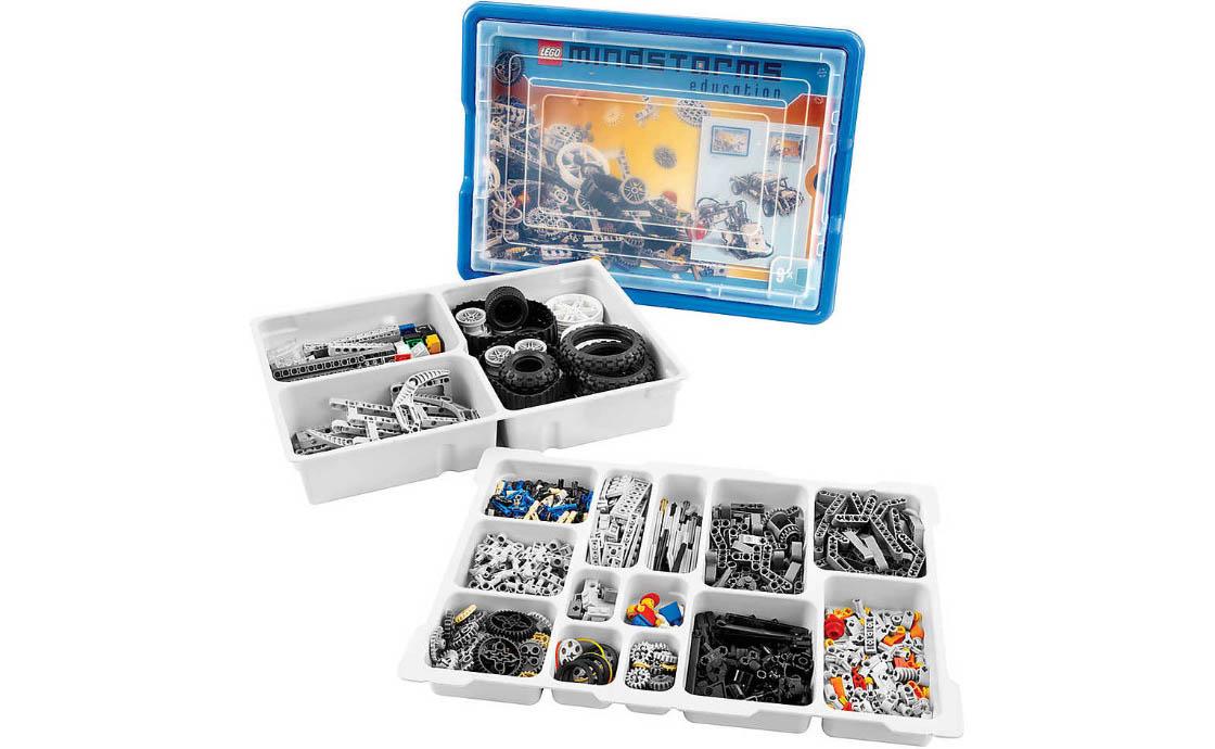 LEGO MINDSTORMS LEGO Education Расширенный ресурсный набор (9695)