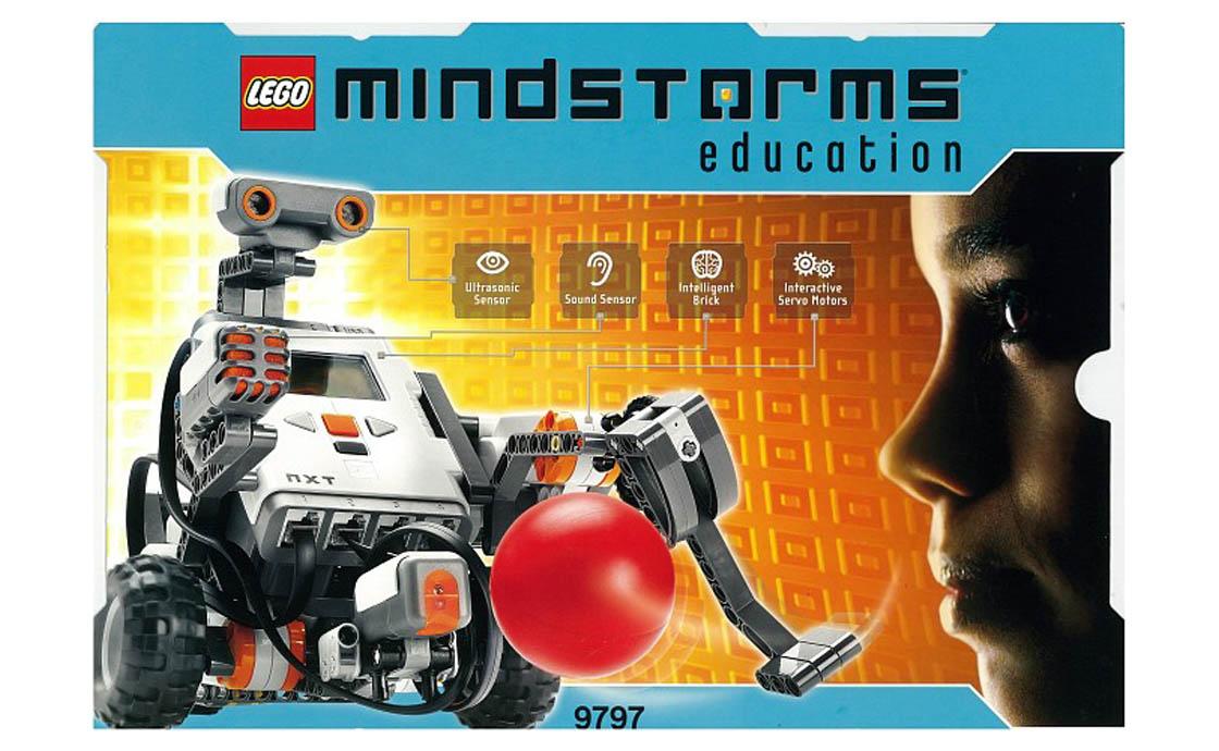 LEGO MINDSTORMS Базовый набор Mindstorms (9797)