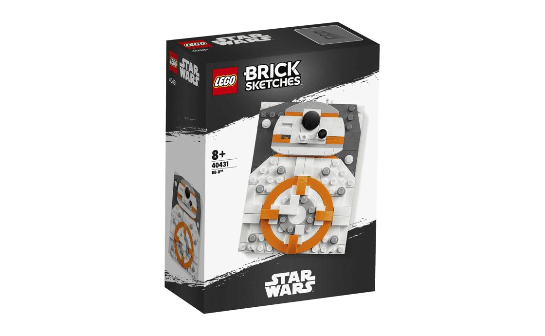 LEGO Brick Sketches BB-8™ (40431)