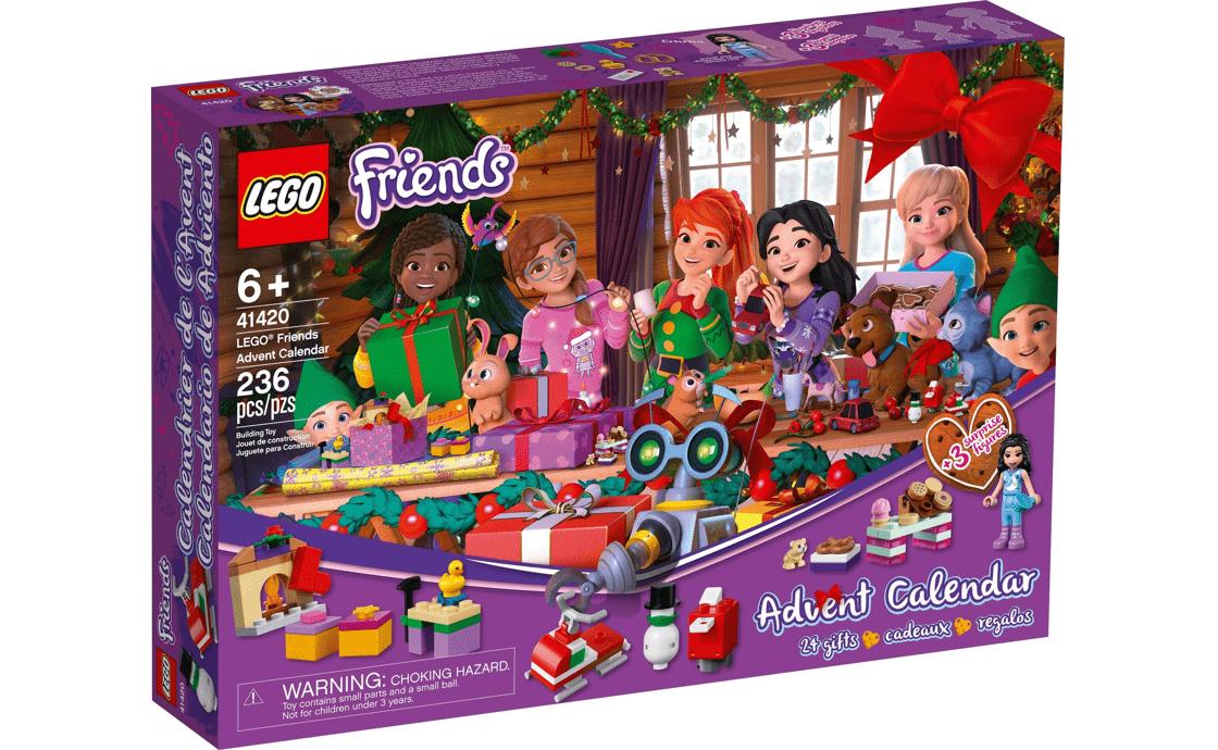 LEGO Friends Новогодний календарь (41420)