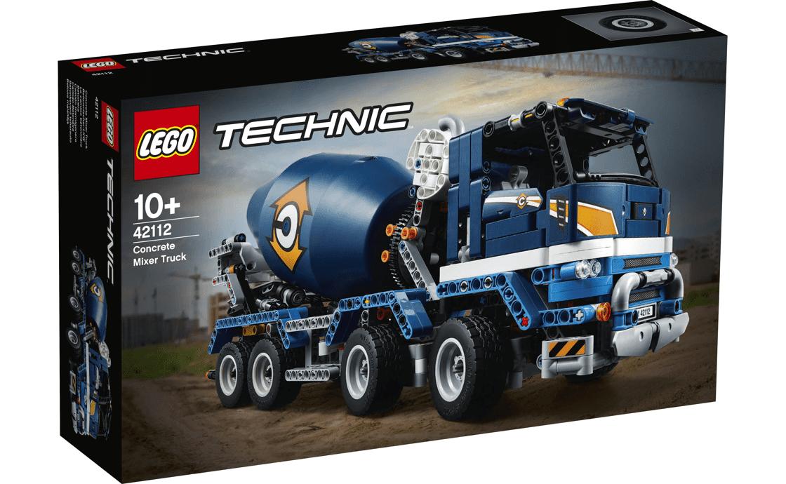 LEGO Technic Автобетоносмеситель (42112)
