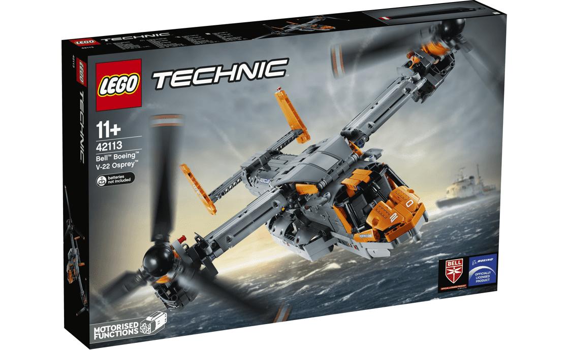 LEGO Technic Bell-Boeing V-22 Osprey (42113)