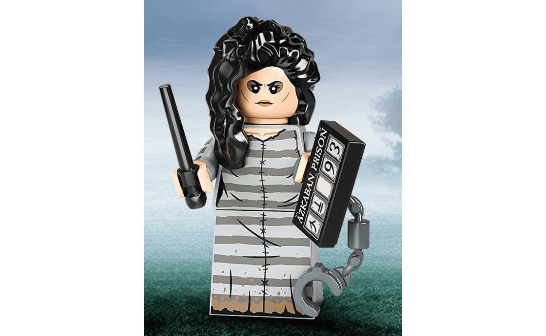 LEGO Minifigures Беллатриса Лестрейндж (71028-12)
