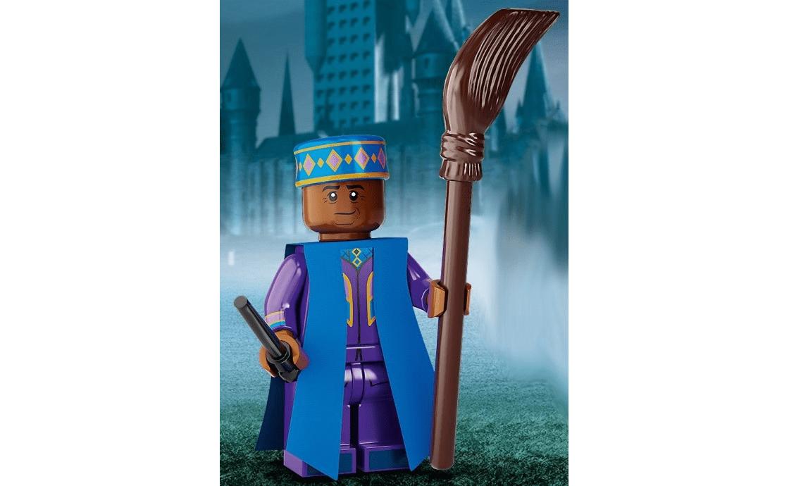 LEGO Minifigures Кингсли Шеклболт (71028-13)