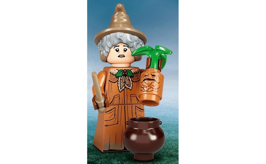 LEGO Minifigures Профессор Помона Стебль (71028-15)