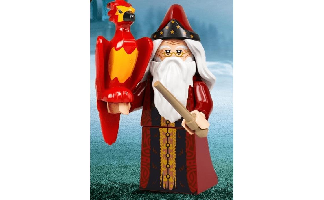 LEGO Minifigures Альбус Дамблдор (71028-2)
