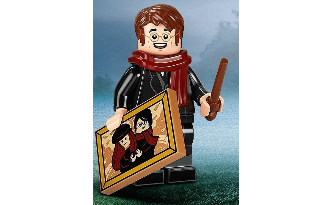 LEGO Minifigures Джеймс Поттер (71028-8)