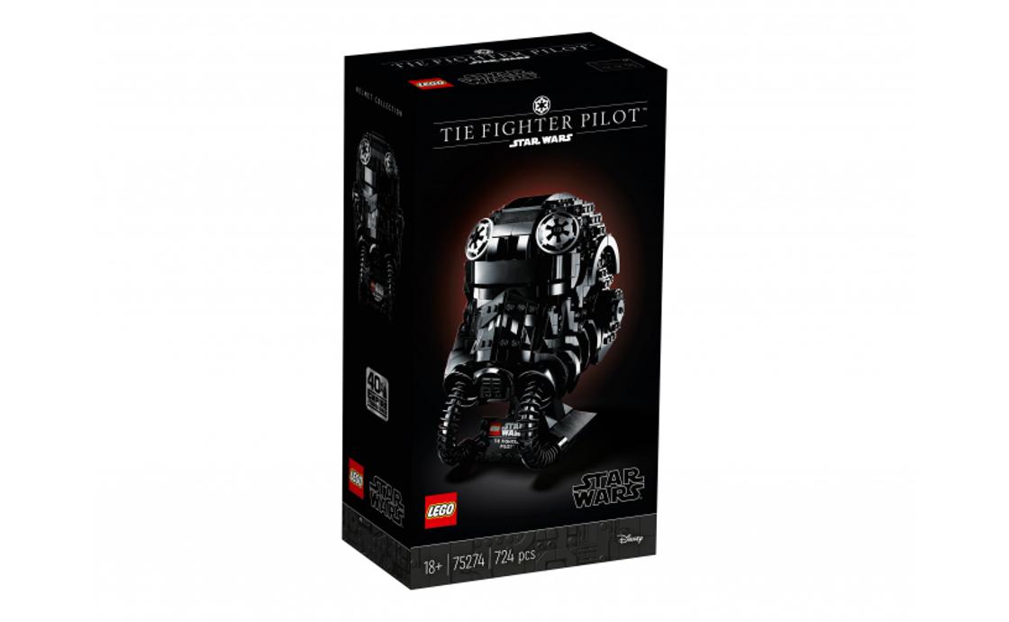 LEGO Star Wars Шлем пилота истребителя СИД (75274)