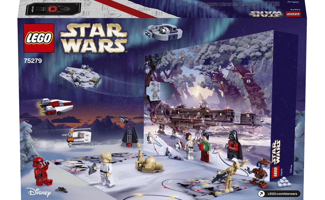 LEGO Star Wars Рождественский календарь (75279)