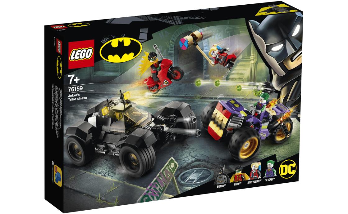 LEGO Super Heroes Погоня Джокера (76159)