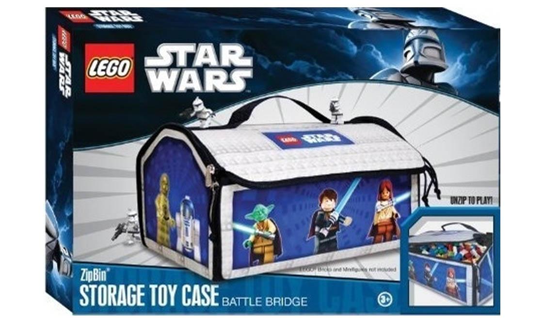 LEGO боксы Игровой набор бокс-поле Звездные войны (A 1435 XX)