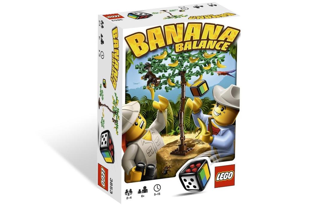 LEGO Games Лови банан (3853)