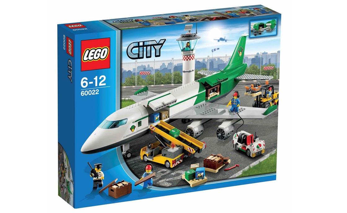 LEGO City Грузовой терминал (60022)