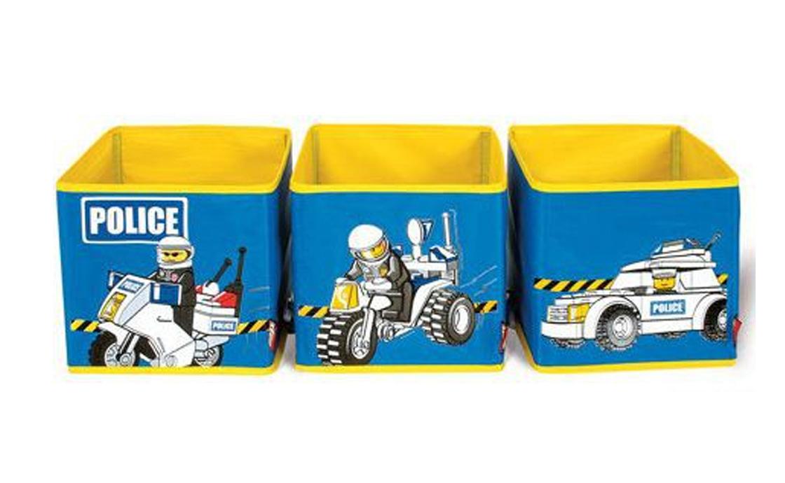LEGO Accessories Набор корзин для хранения LEGO (SD471yellow)