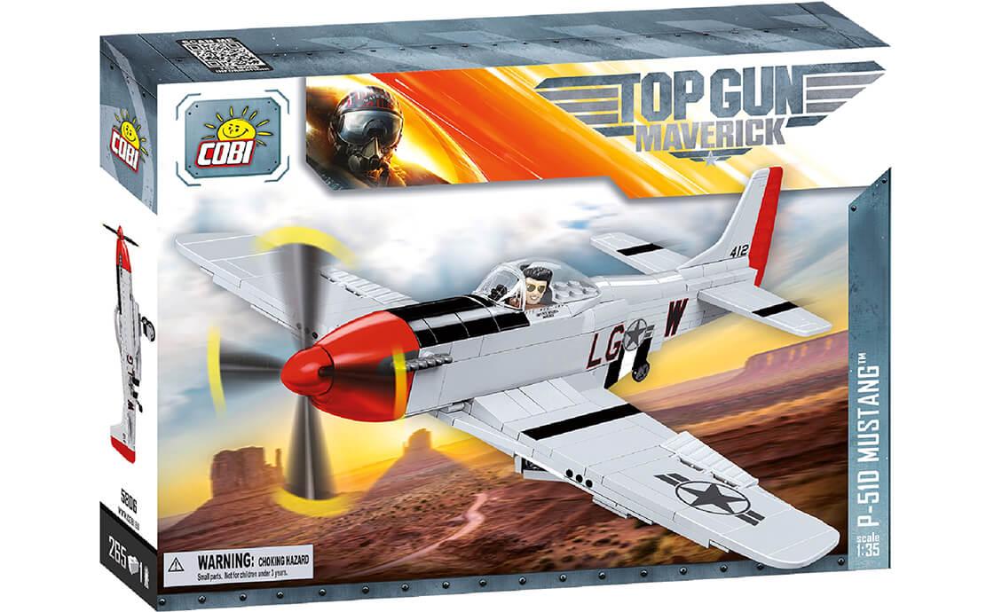 """COBI Истребитель P-51 """"Мустанг"""" (COBI-5806)"""