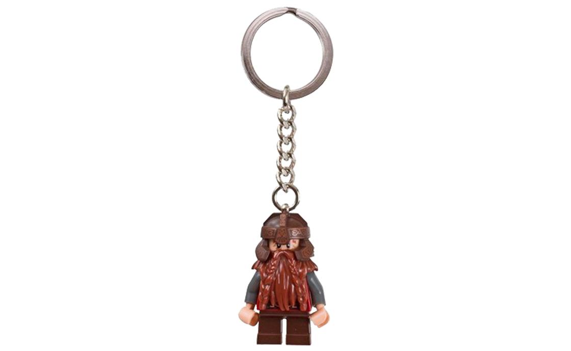"LEGO Accessories Брелок ""Гном Гимли"" (6016916)"