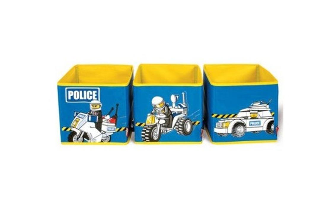 LEGO боксы Корзины для хранения игрушек (SD 471 (голубая))