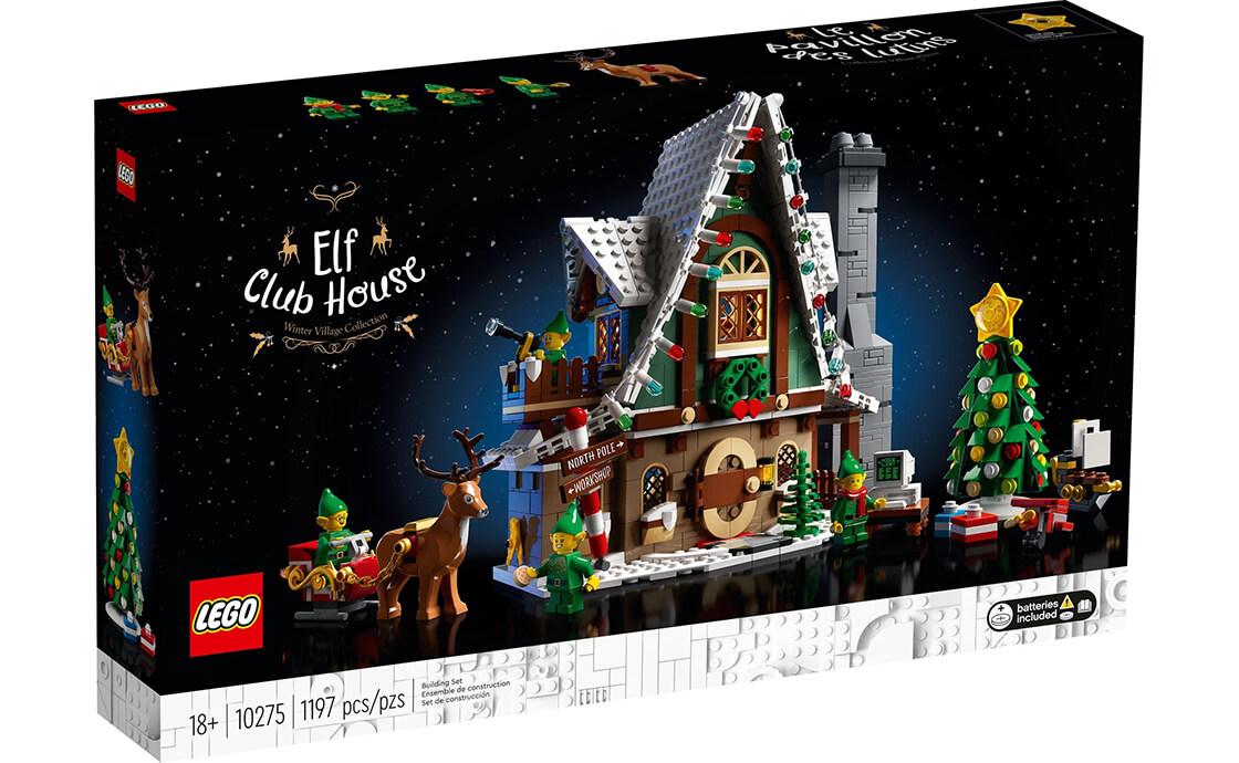 LEGO Creator Клубный дом эльфов (10275)