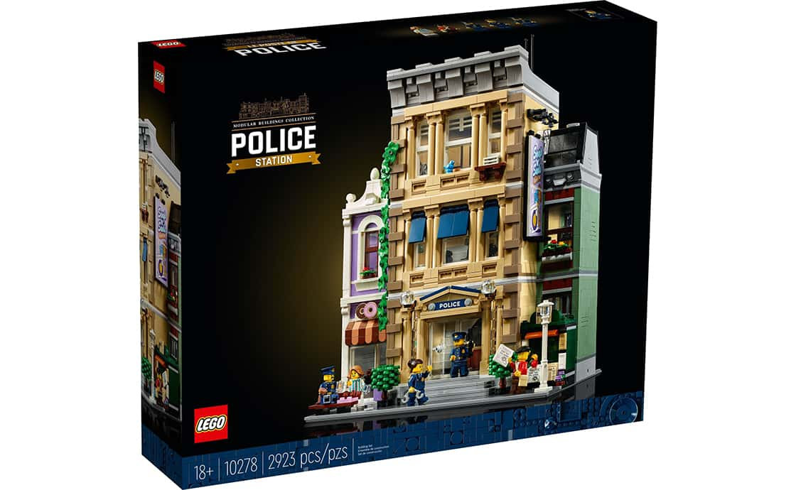 LEGO Exclusive Полицейский участок (10278)
