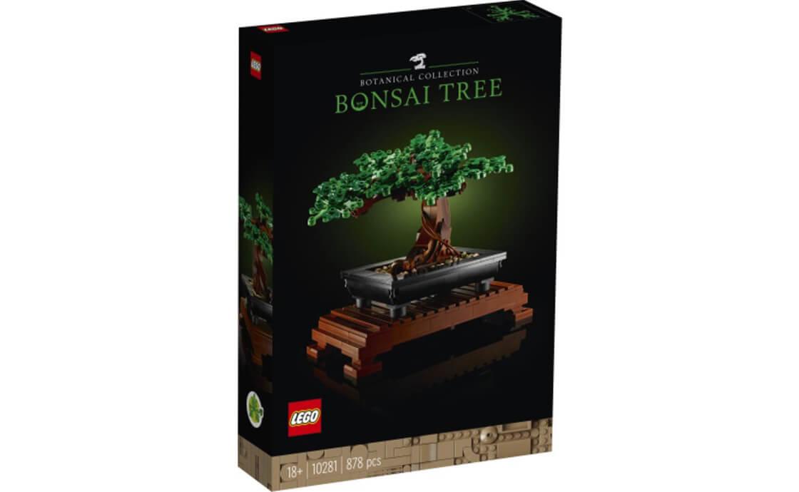 LEGO Exclusive Дерево бонсай (10281)