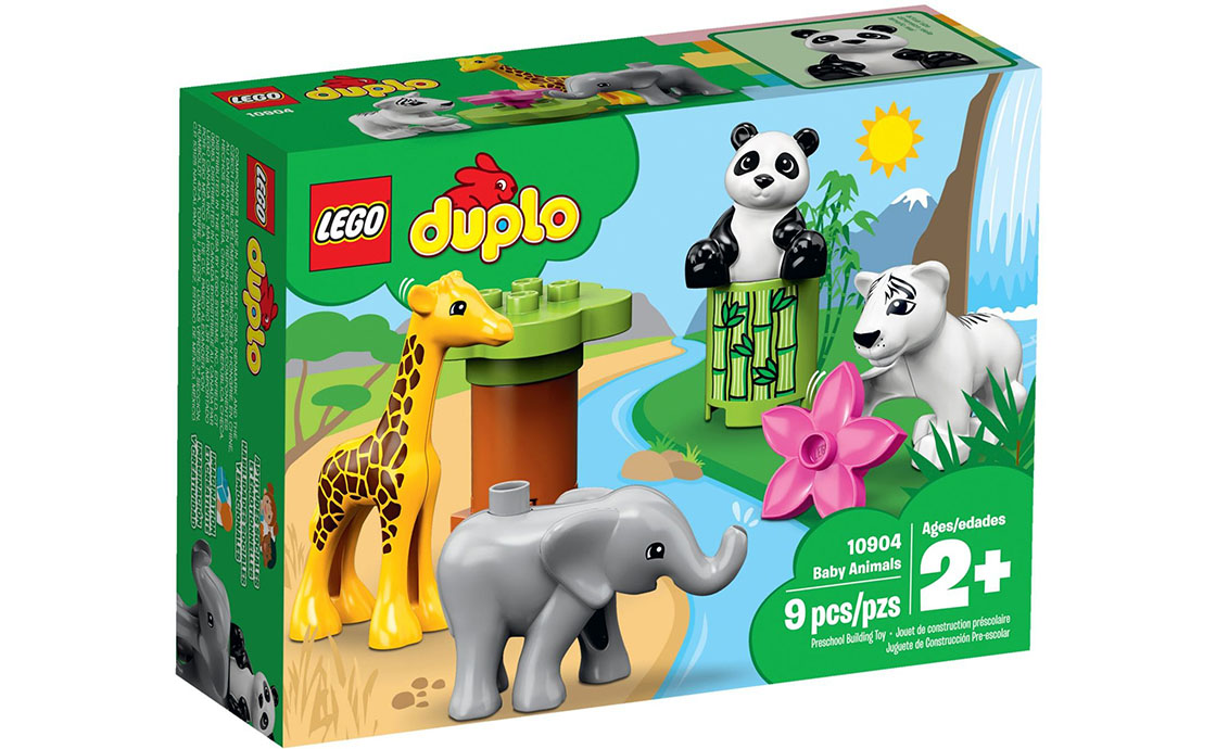 LEGO DUPLO Детеныши животных (10904)