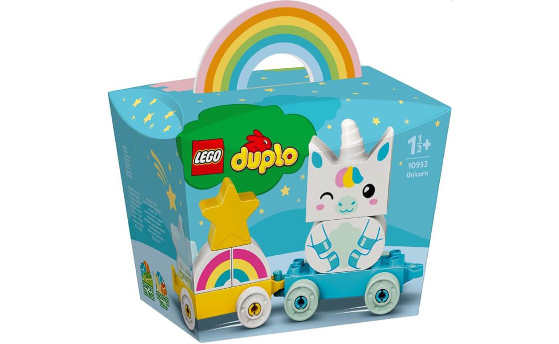 LEGO DUPLO Єдиноріг (10953)