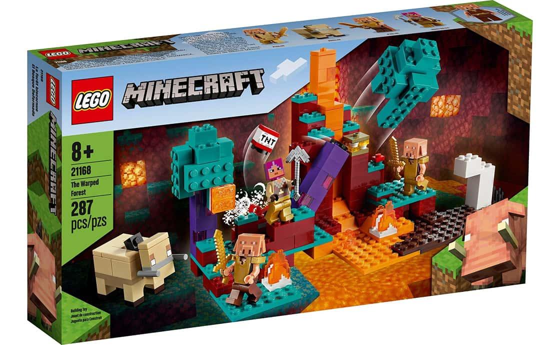 LEGO Minecraft Химерний ліс (21168)
